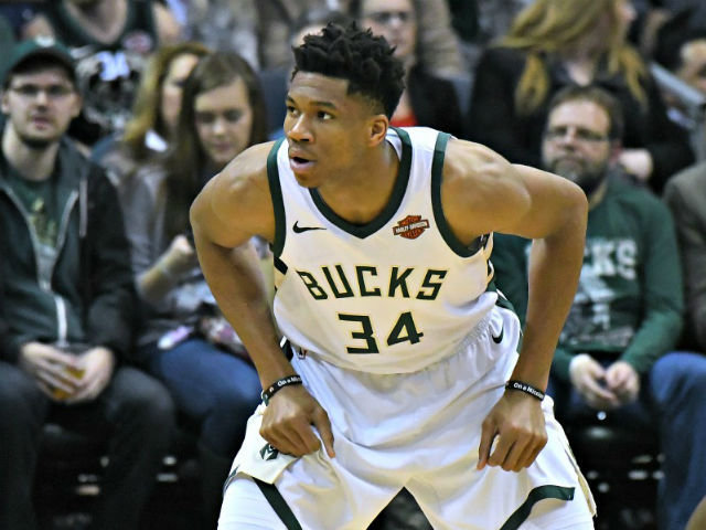 Your Christmas gift this year  Giannis and the Bucks playing on the NBA s  ... a315e71a9