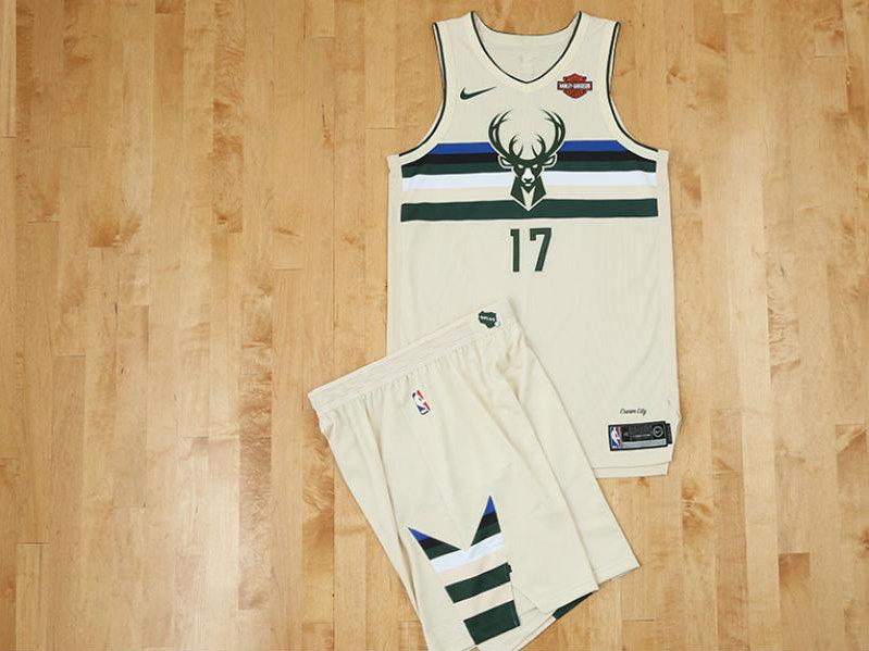 The Bucks will wear their