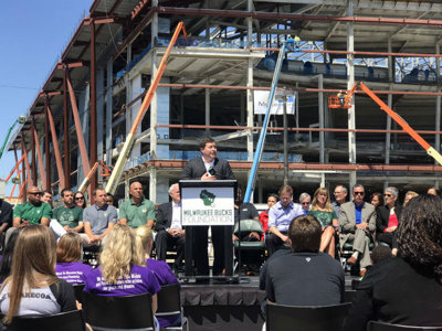 Bucks Foundation grants $1 million to youth nonprofits, as local leaders gush