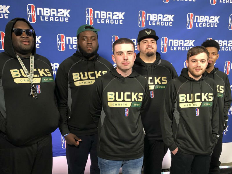 ce13276f7 Bucks Gaming releases full schedule for inaugural NBA 2K League ...