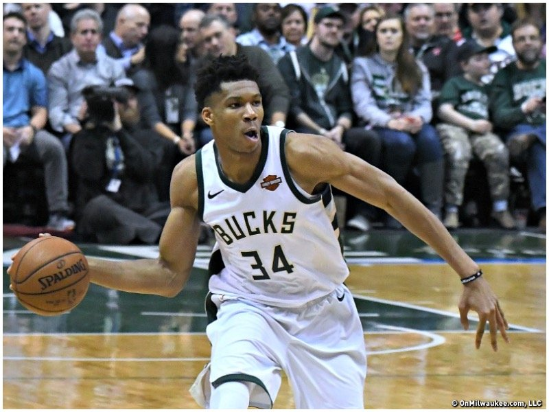 Milwaukee Bucks star Giannis Antetokounmpo has become one of the NBA s most  popular ... 1d81facab