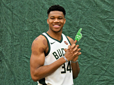 The comedic evolution of Giannis' Bucks Media Day jokes