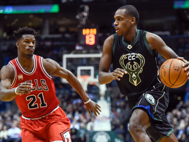 Jimmy Butler and Khris Middleton will attend the USA Men s National Team  minicamp in Las Vegas in July. a96aef762