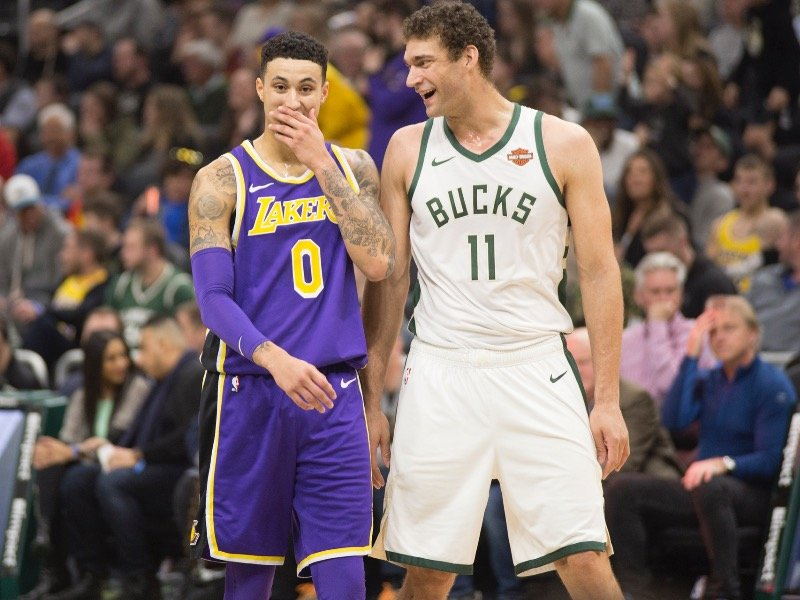 c8d63c1e178 With Giannis resting, Brook Lopez and company helped fill the superstar's  shoes and picked up the win against the Lakers.