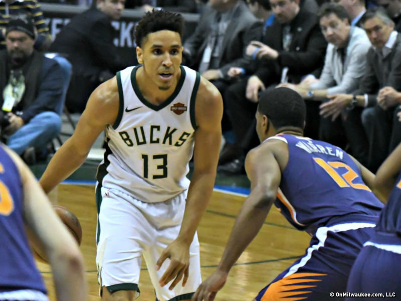 6b2f3ec551c Malcolm Brogdon to play in Rising Stars game at NBA All-Star Weekend -  OnMilwaukee