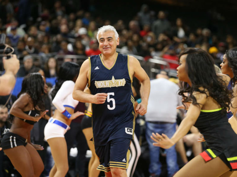 e733ef40ad66 Marc Lasry scored nine points in last year s NBA All-Star Celebrity Game.