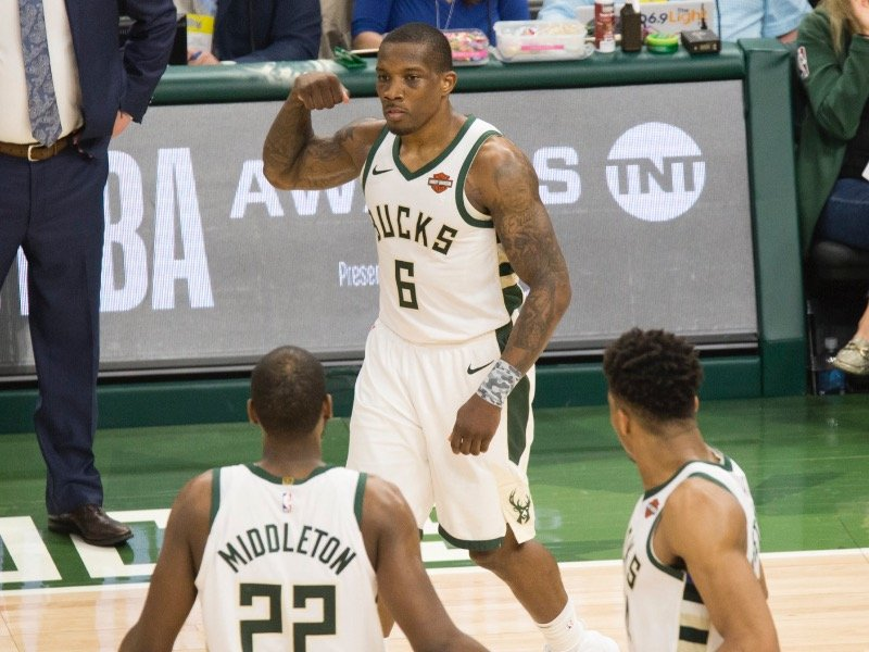 903a95a5b324 Toronto led the Bucks for most of Game 1 of the Eastern Conference Finals  on Wednesday night