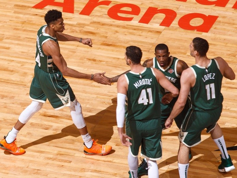 6ca63bc6a 8 cool images from the Bucks  very not cool Game 4 loss to the Raptors -  OnMilwaukee
