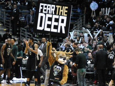 3 somethings from the Bucks' 104-77 Game 3 win over Toronto