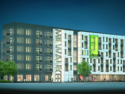 Bucks select local urban development group for arena district apartments