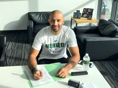 Bucks sign guard Kendall Marshall to training-camp contract