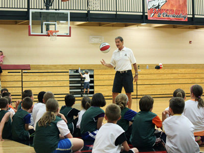 Bucks summer basketball camps return, with twice as many sessions