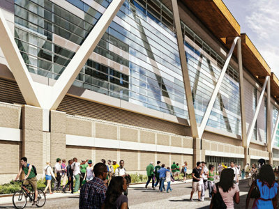 Council zoning committee approves Bucks arena designs, including public art Image