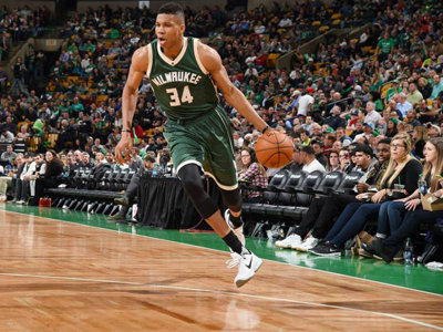 Bucks give Giannis $100 million; he gives us millions more reasons to love him