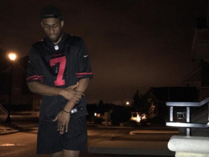 I Got Your Back Homie Jabari Parker Wears Kaepernick Jersey In Support