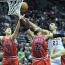 Bucks strap it on Saturday for surprising playoff berth against Bulls Image