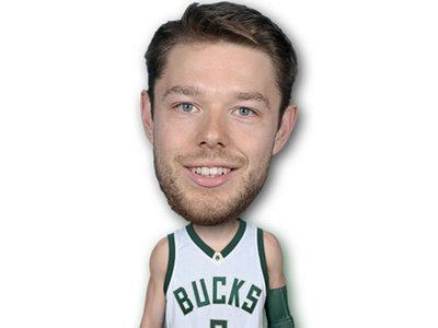 Matthew Dellavedova bobblehead night, and other sweet Bucks 2016-17 promotions