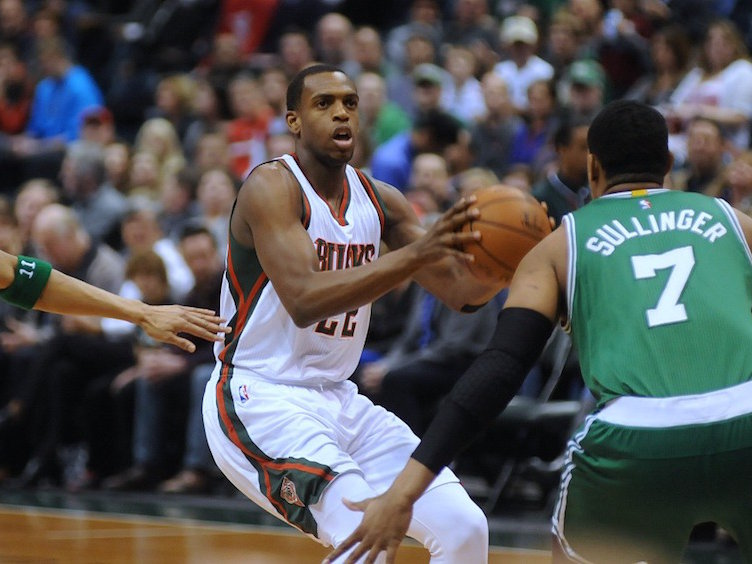 The play of Khris Middleton is one of the reasons for the buzz about the Milwaukee Bucks.