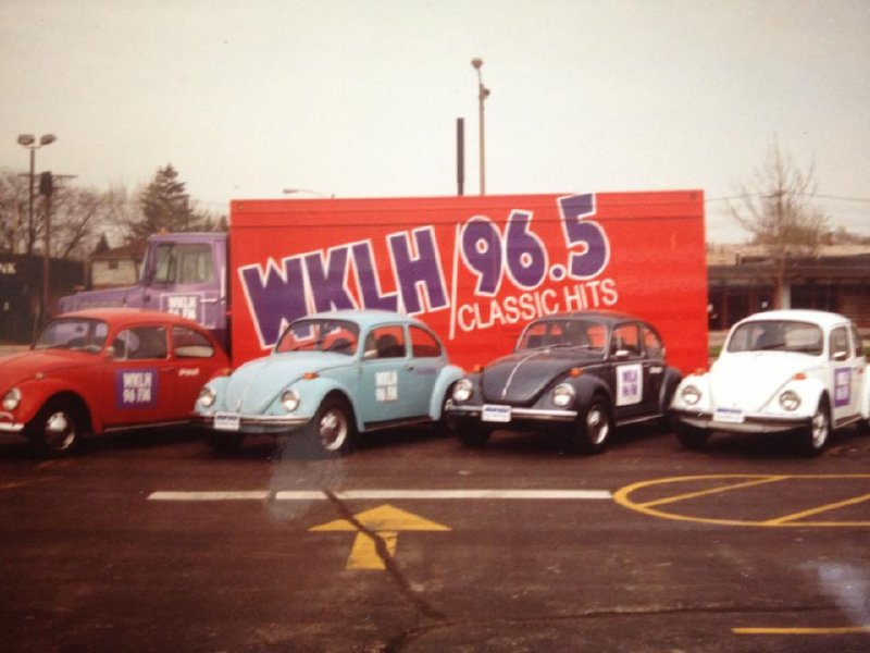 WKLH and Mofoco are giving away a Beetle.