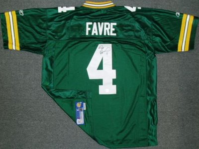 Want to burn that old Favre jersey?