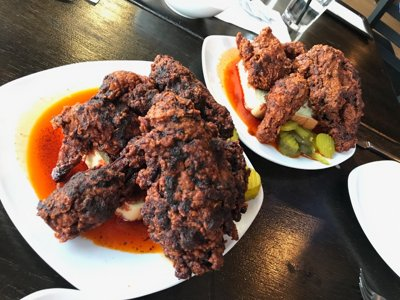 Burning Through Brew City: Hot Head's 414 Fire fried chicken