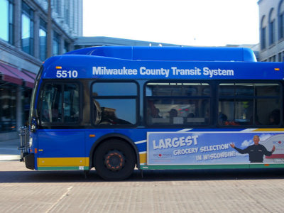 MCTS announces changes for several bus routes through Downtown Image