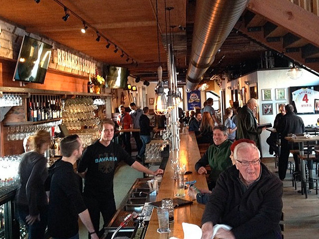 Lowlands' Cafe Bavaria opens in Tosa Village on Thursday.