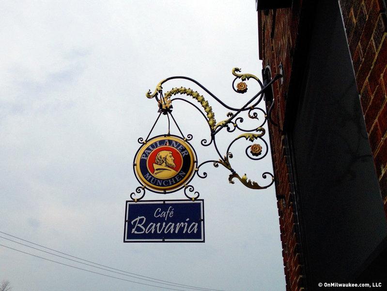 Cafe Bavaria Menu