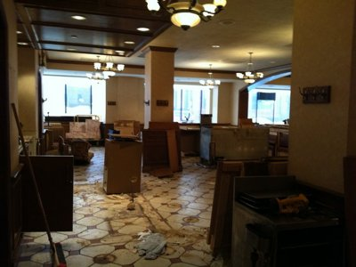 Cafe at the Pfister is getting a makeover