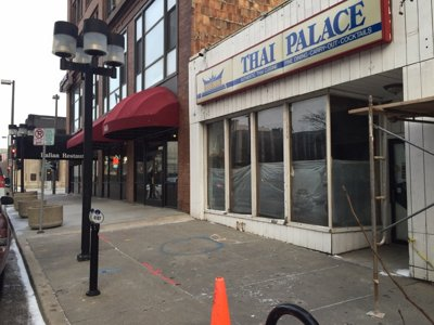 New Italian concept to move into Thai Palace space