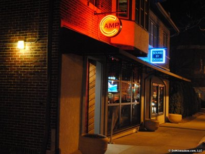 Camp Bar to expand