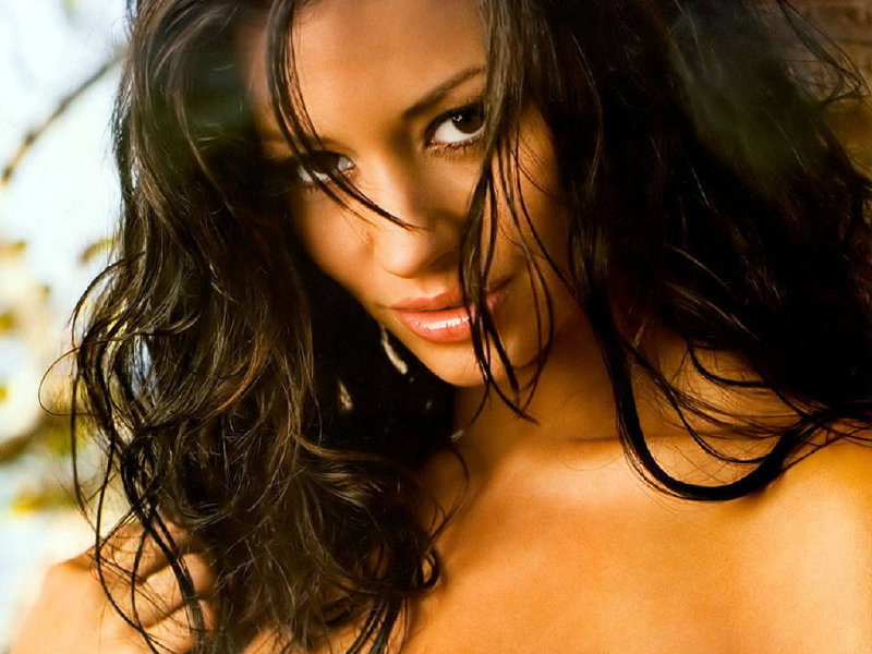 "Candice Michelle is no longer a ""diva"" with the WWE."