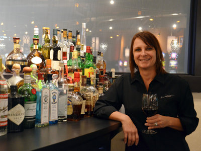 Featured bartender: Dream Dance Steak's Candie Held