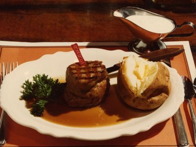 Dining flashback: Captain's Steak Joynt
