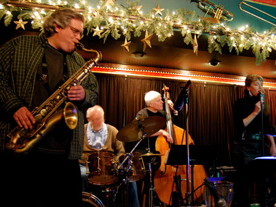 Caroline's Jazz Club an intimate music hideaway