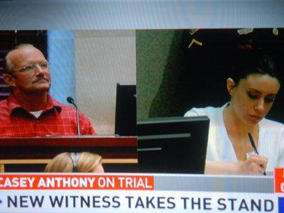 trutv casey anthony trial live. an eye on Casey Anthony,