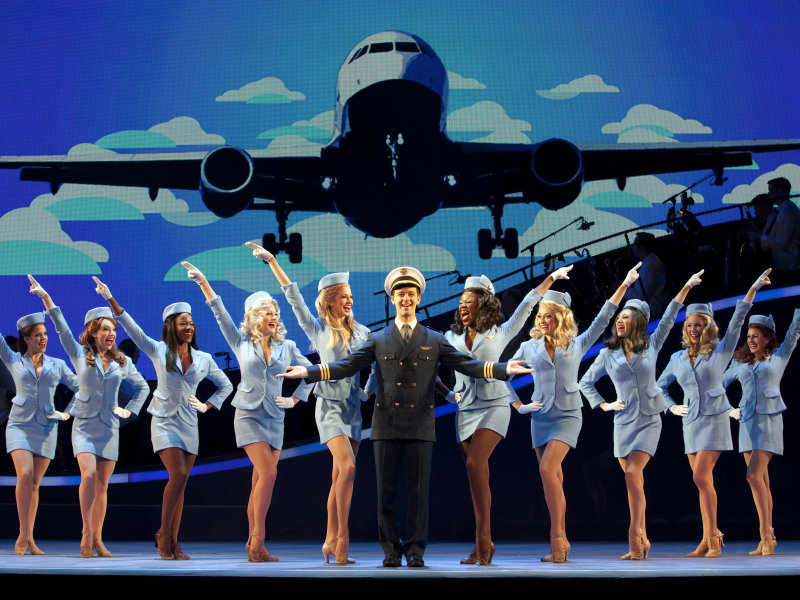 "The ""Catch Me If You Can"" tour company."