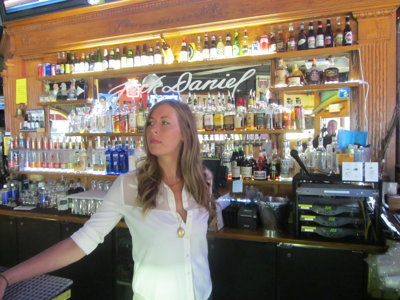 Featured bartender: Cate Graham at G-Daddy's BBC