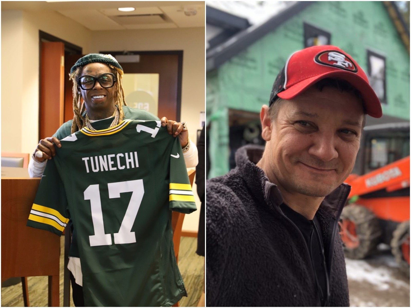 Packers Vs 49ers Who Has The Better Famous Fans