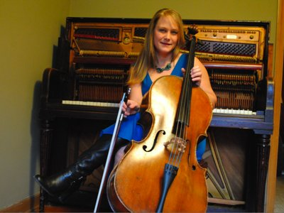 A cello turns 100