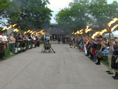 Highland Games and Celtic Fling: Aug. 29-31 Image