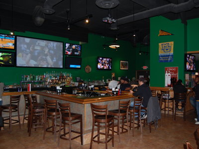 Center Court jumps into the sports bar arena