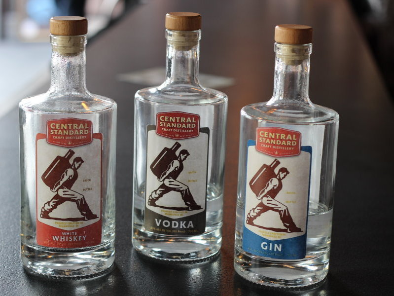 Central Standard Craft Distillery announces distribution plan