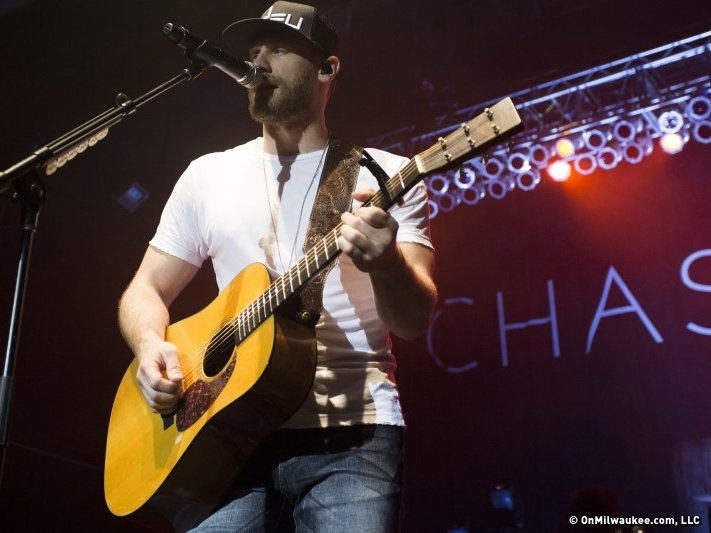 Chase Rice Showed Fans A Great Ride At The Rave Onmilwaukee
