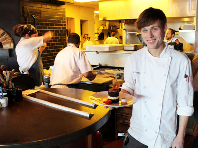 Pastry in Milwaukee: Chase Anderson of Wolf Peach