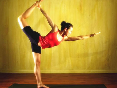A trip to Bikram Yoga will help you get in shape and prepare you for the Summer's sweltering temperatures.
