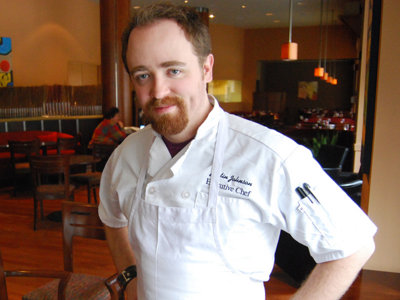 Featured chef: Hotel Metro's Justin Johnson Image