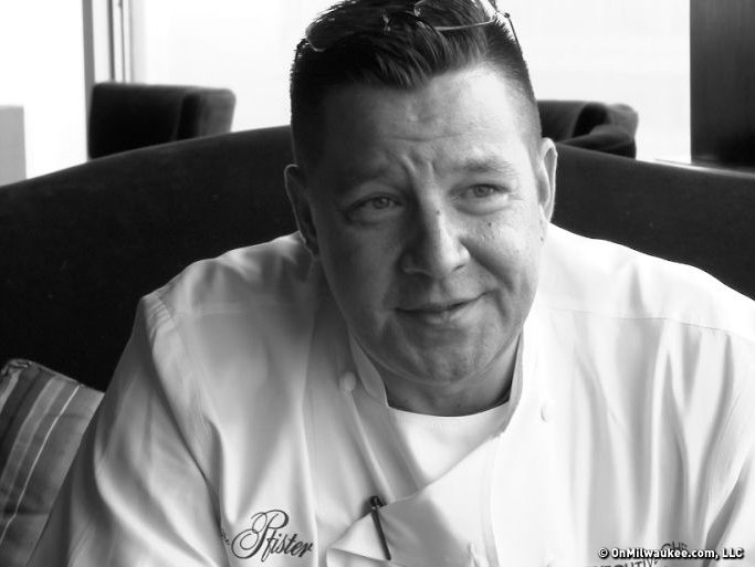 "Kyle Cherek talks to The Pfister chef Brian Frakes in this latest episode of ""Chef Talk."""