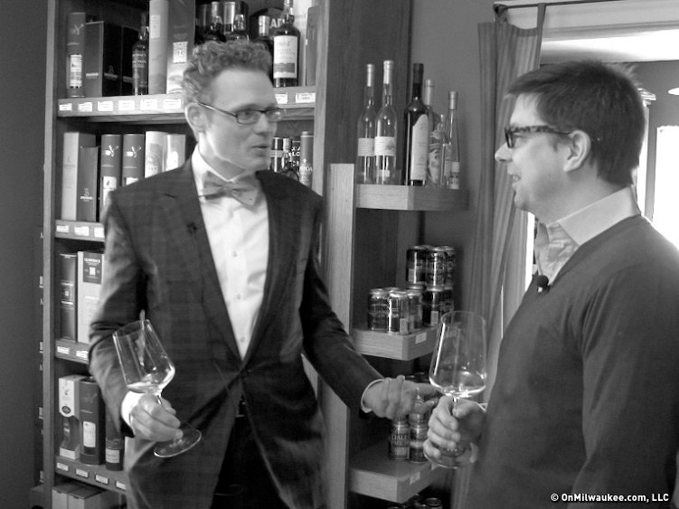 Waterford Wine's Ben Christiansen chats with Wisconsin Foodie's Kyle Cherek.