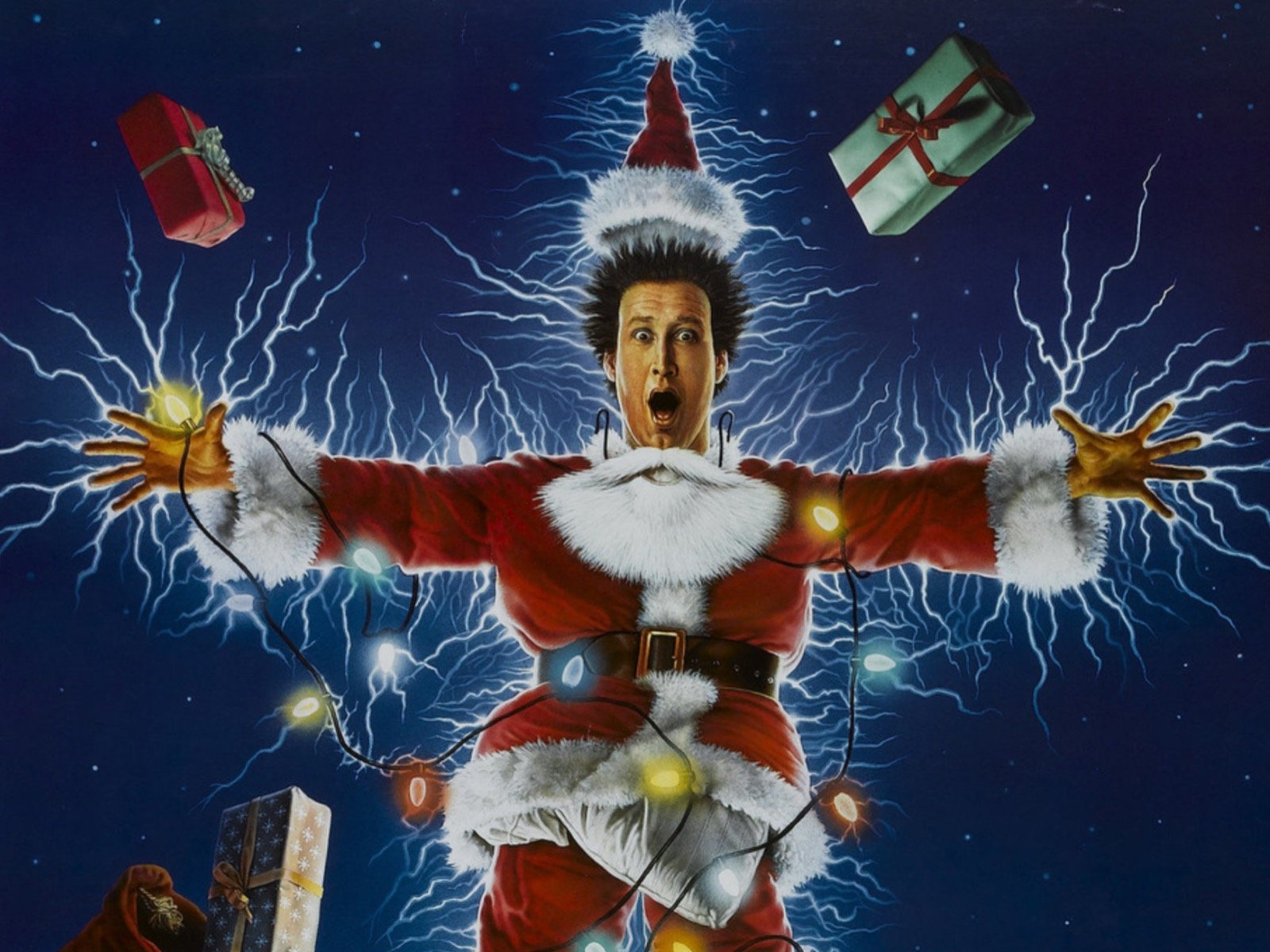 Griswold Christmas.Chevy Chase Will Bring Christmas Vacation To The Riverside